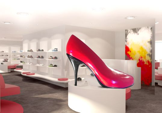 Stiletto Heel for Shoe Studio