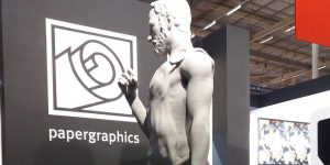 Papergraphics 3D Prints Larger than Life Greek Statue with Massivit 1800