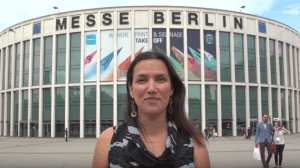 Live Tour at Fespa 2018 Berlin with Kim