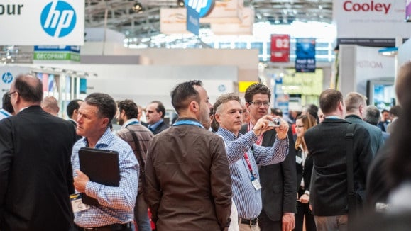 FESPA attendees