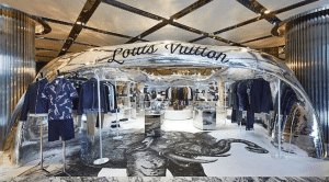 Louis Vuitton POP Up Store – Australia