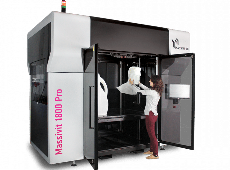 Massivit 3D - Printers for Large Format 3D Printing