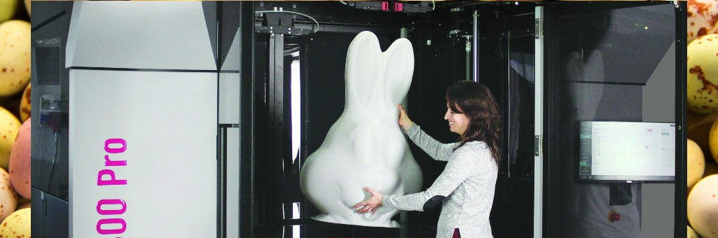 Easter, A Big 3D Printer, And A Huge Year-Round Opportunity For PSPs