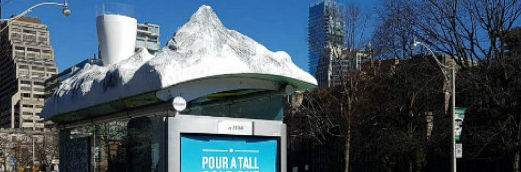 The Future of Bus Stop Advertising with 3D Printing