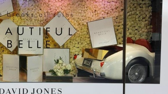 3d printed window displays car window display