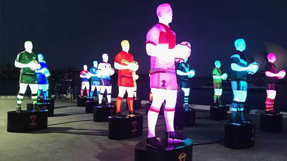 3d printed rugby players